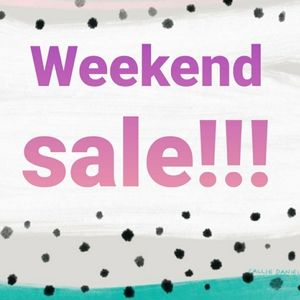 Other - Sale this weekend!!!